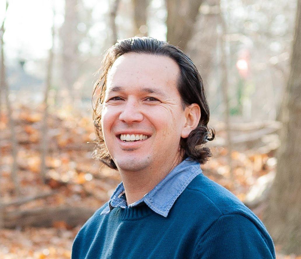 Andy Rebollar   Spiritual Director   Dominican Center, Grand Rapids, MI