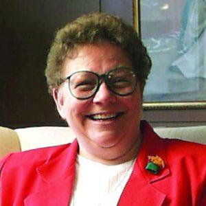 Dominican Sister Jude Bloch